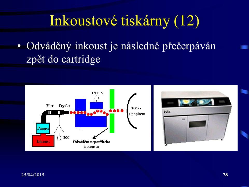 Inkoustové tiskárny (12)