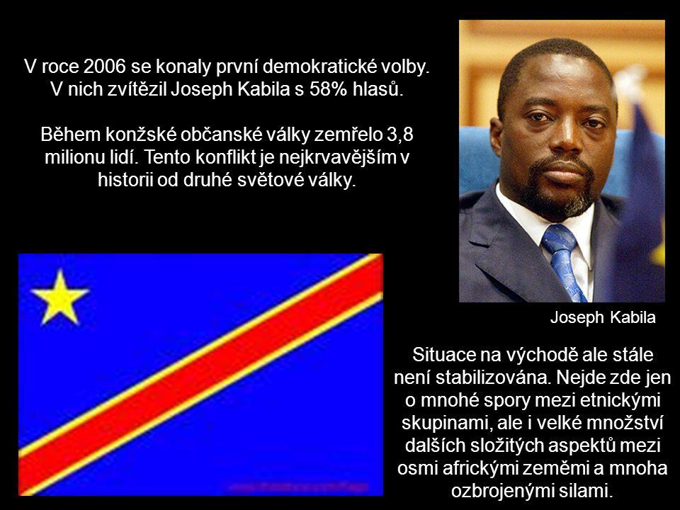 V roce 2006 se konaly první demokratické volby