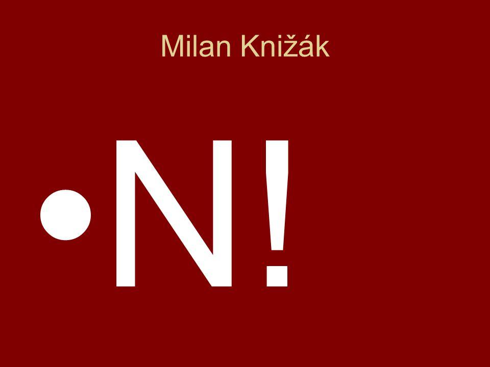 Milan Knižák N!