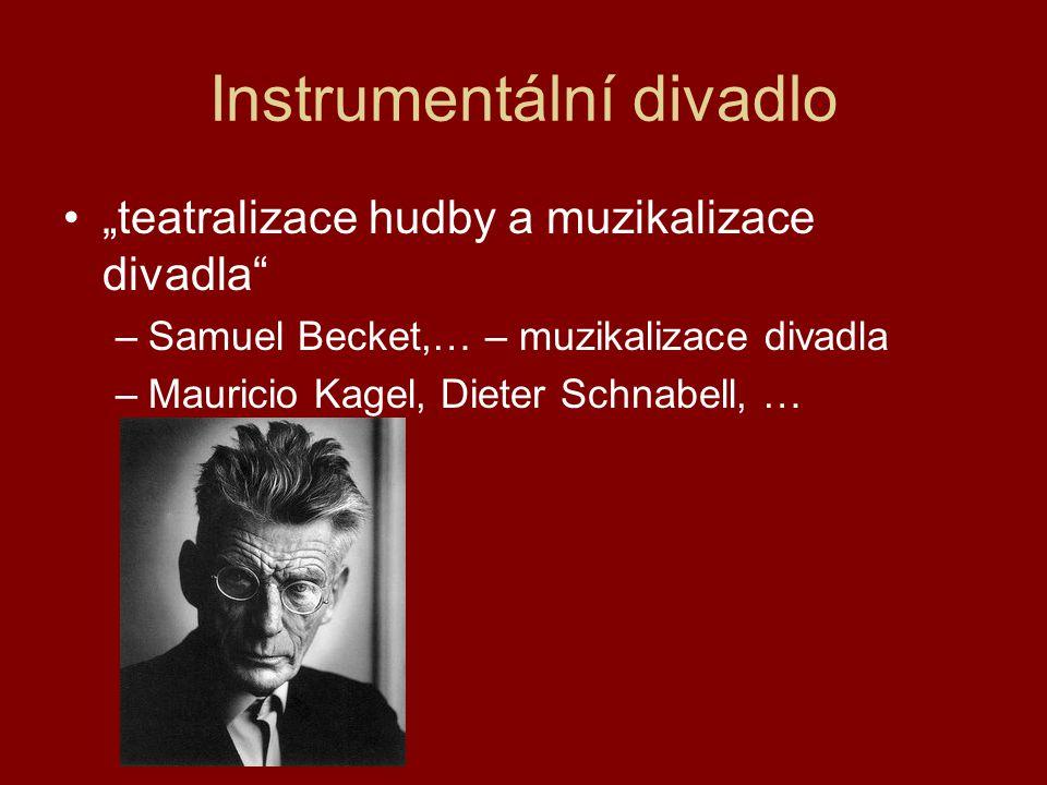 Instrumentální divadlo