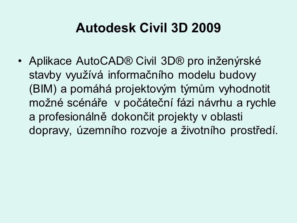 Autodesk Civil 3D 2009