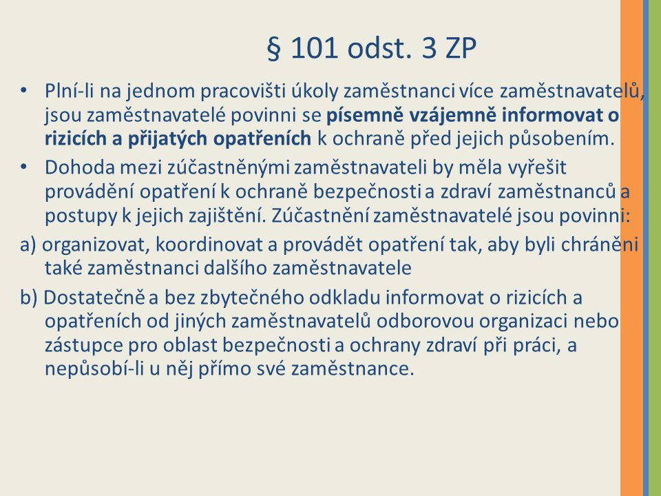 § 101 odst. 3 ZP