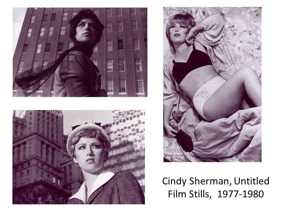 Cindy Sherman, Untitled Film Stills, 1977-1980