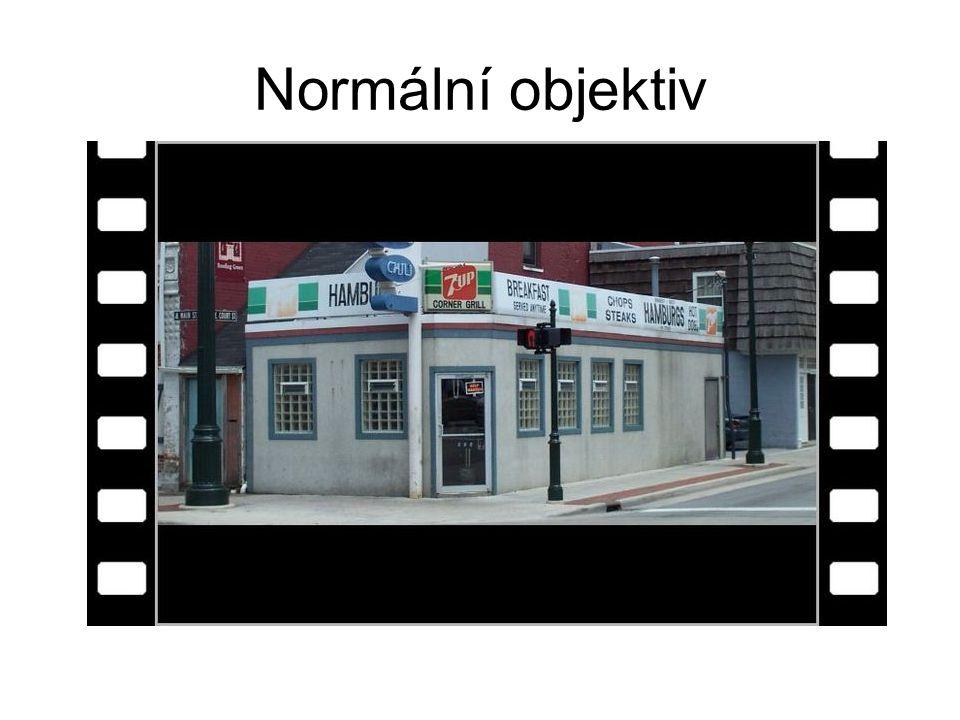 Normální objektiv