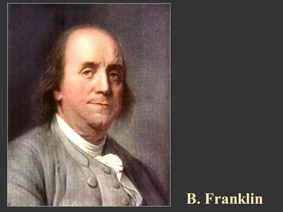 B. Franklin