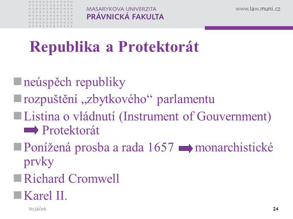 Republika a Protektorát