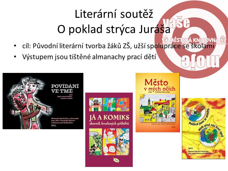 Literární soutěž O poklad strýca Juráša