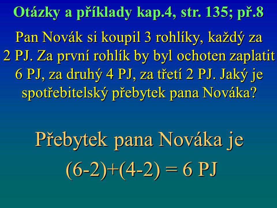 Otázky a příklady kap.4, str. 135; př.8
