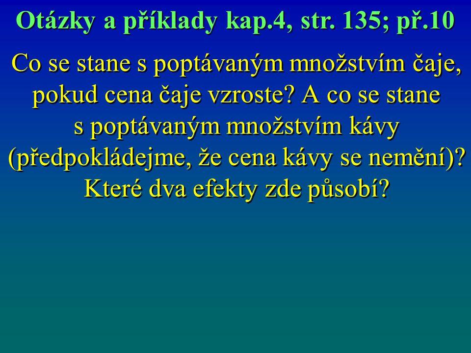 Otázky a příklady kap.4, str. 135; př.10