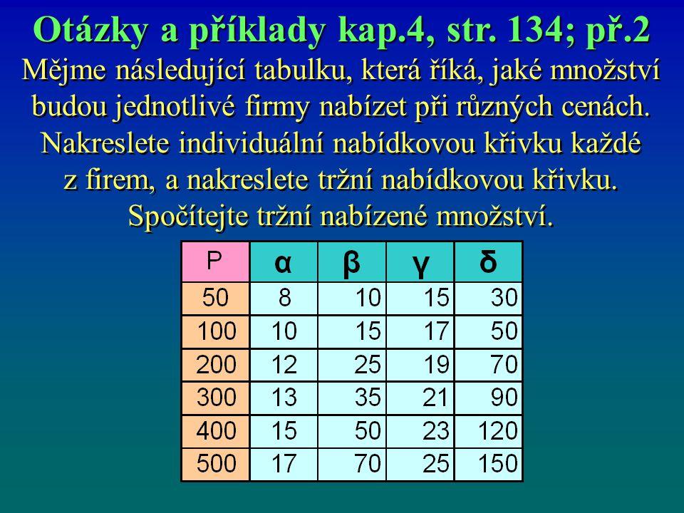 Otázky a příklady kap.4, str. 134; př.2