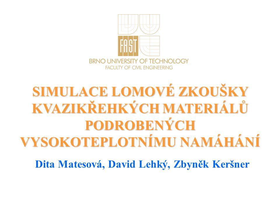 Dita Matesová, David Lehký, Zbyněk Keršner