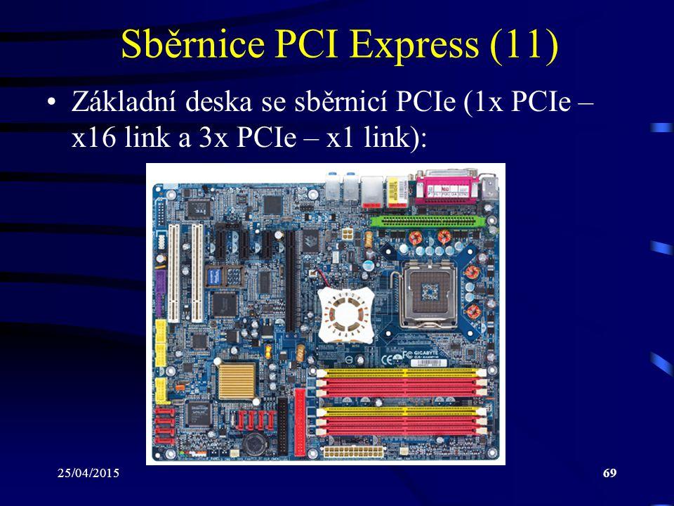 Sběrnice PCI Express (11)