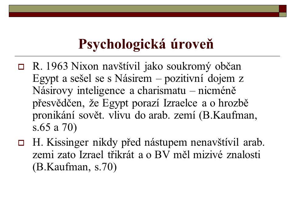 Psychologická úroveň