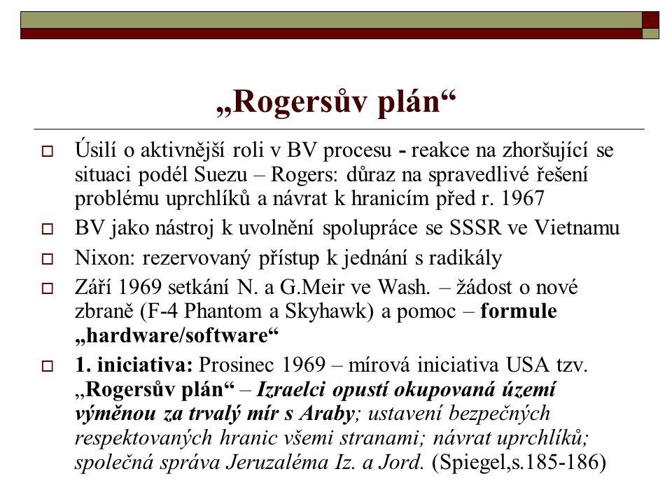 """""""Rogersův plán"""