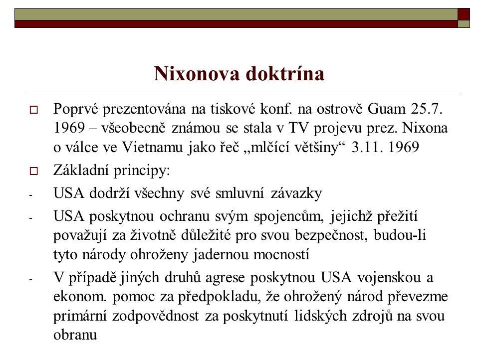 Nixonova doktrína