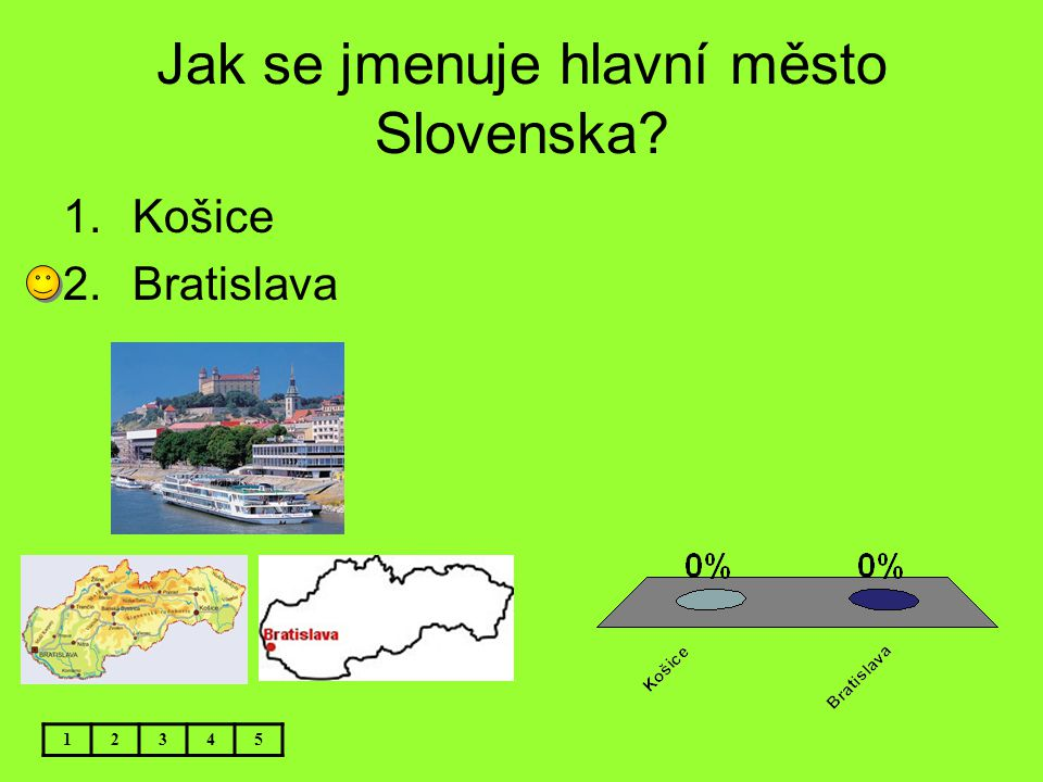 Jak se jmenuje hlavní město Slovenska