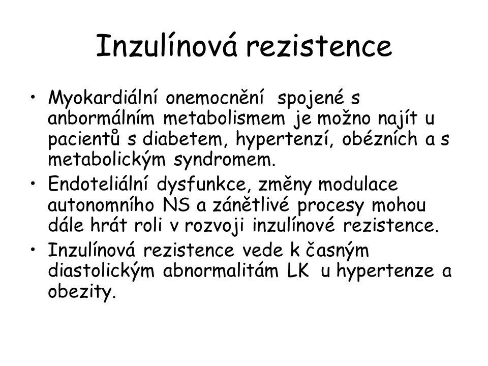 Inzulínová rezistence