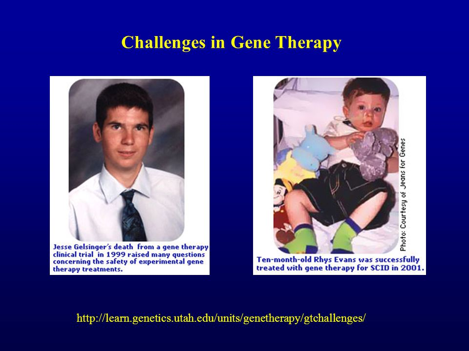 Challenges in Gene Therapy