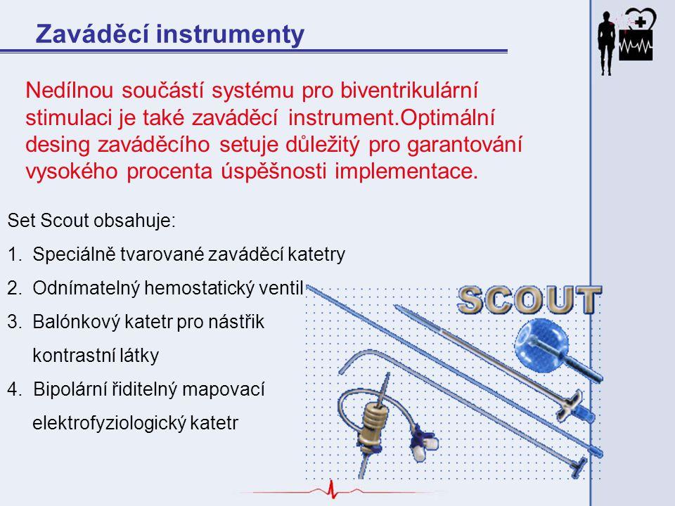 Zaváděcí instrumenty