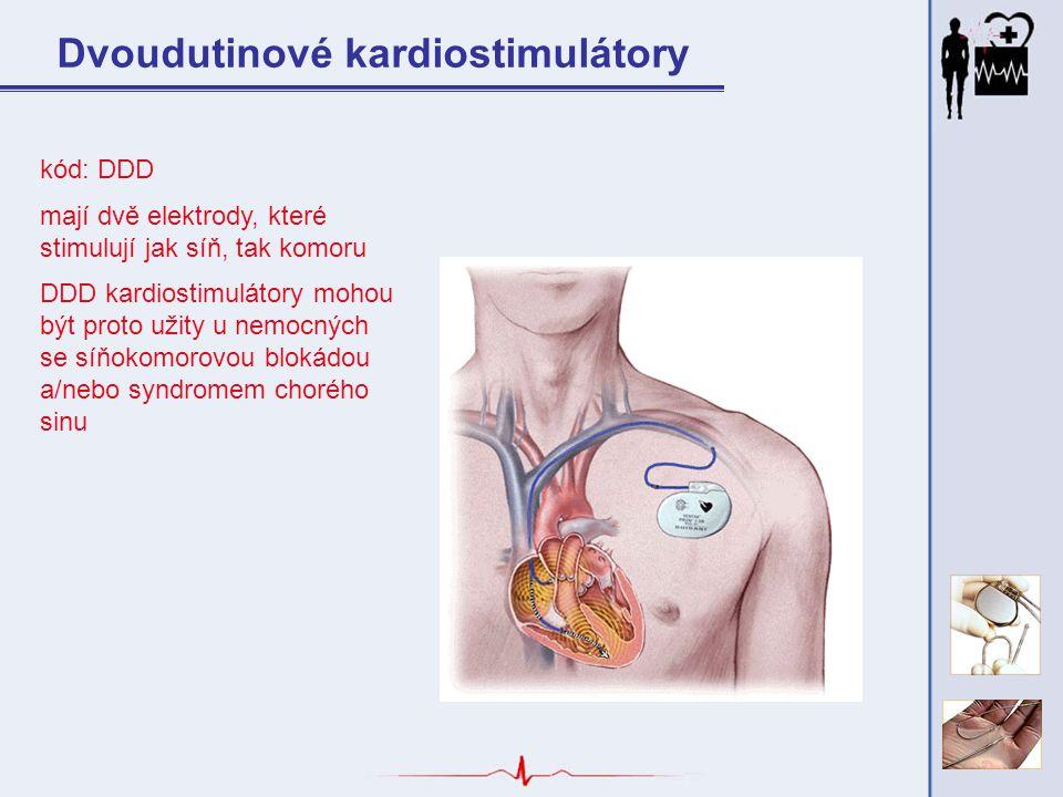 Dvoudutinové kardiostimulátory