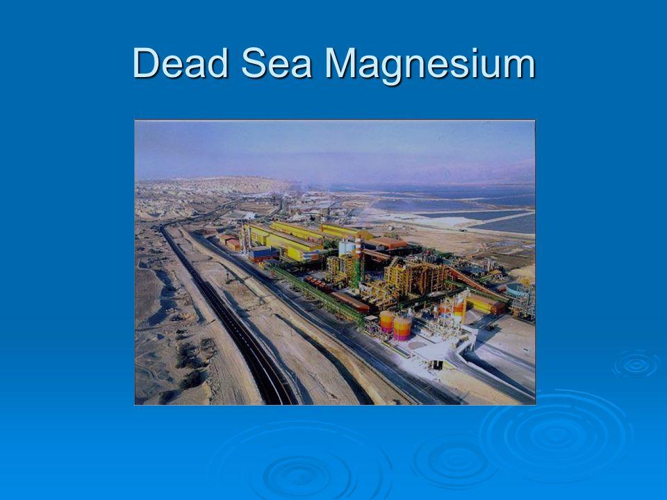 Dead Sea Magnesium