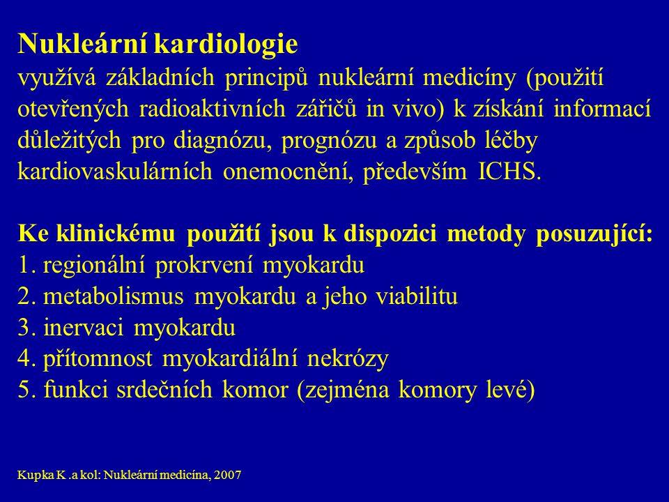Nukleární kardiologie