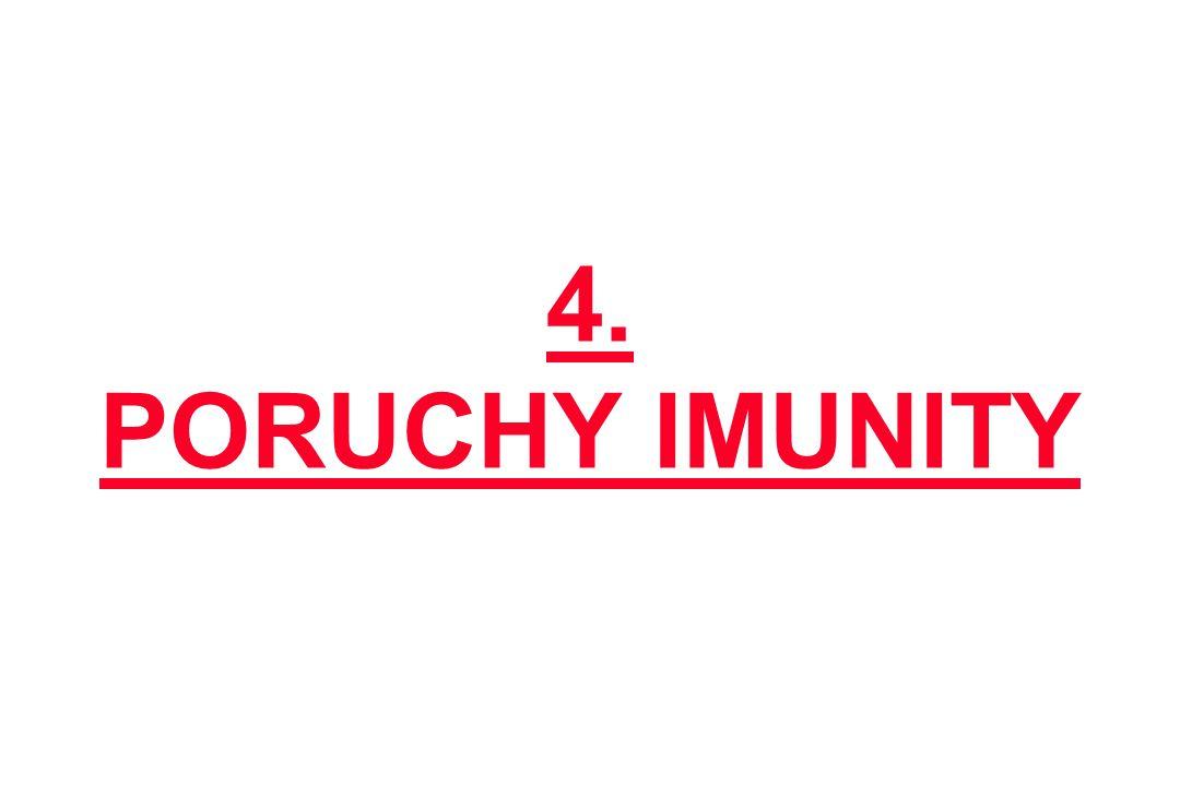 4. PORUCHY IMUNITY