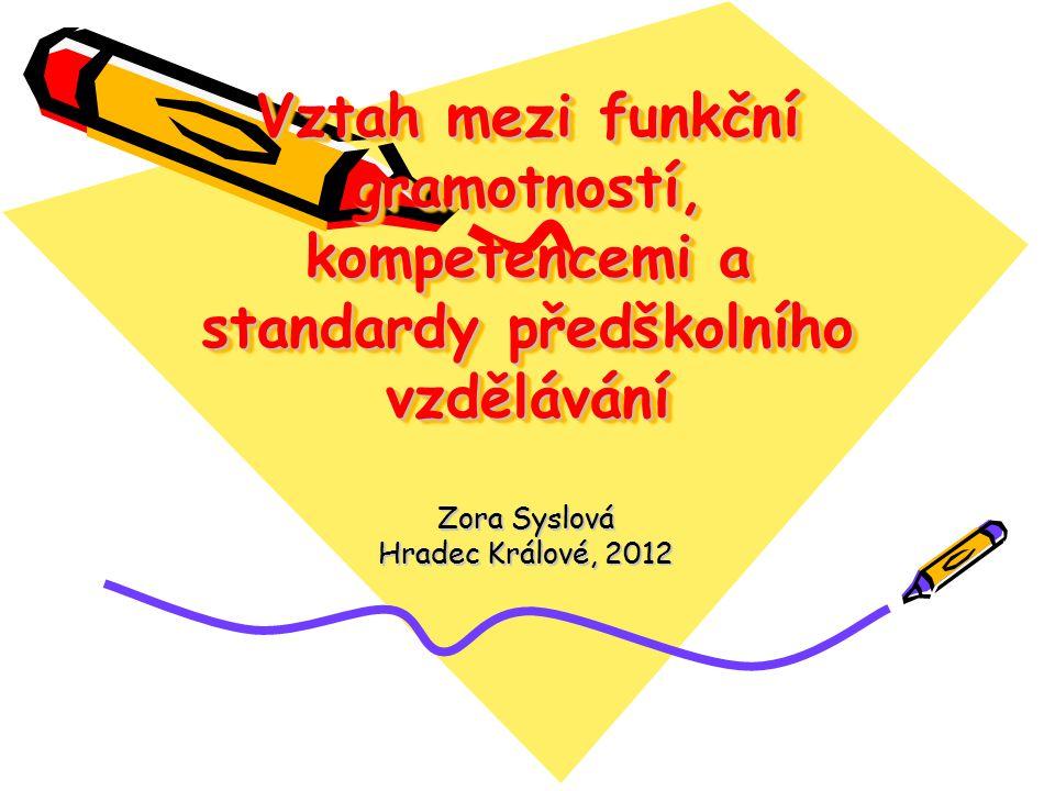 Zora Syslová Hradec Králové, 2012