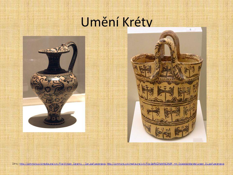 Umění Kréty