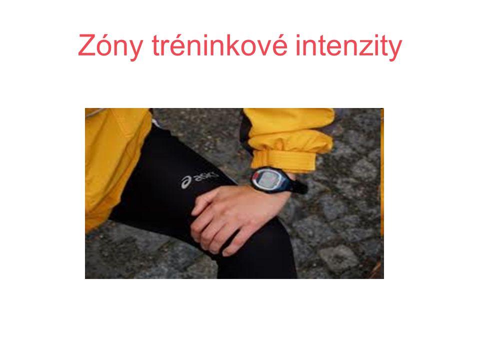 Zóny tréninkové intenzity