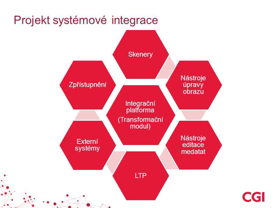 Projekt systémové integrace