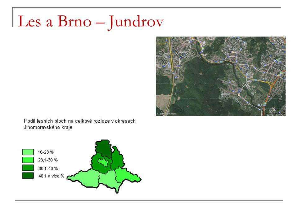 Les a Brno – Jundrov