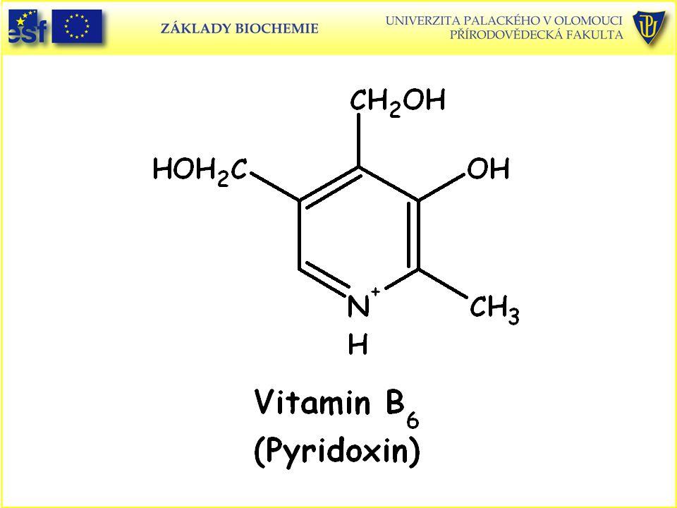Vitamin B6 (pyridoxin)