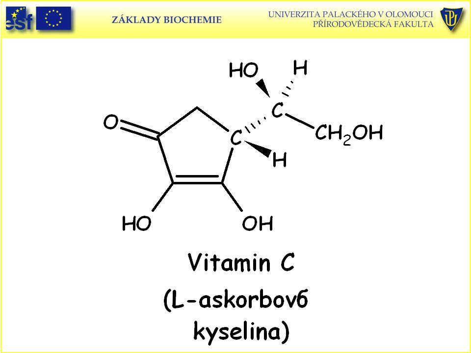 Vitamin C (L-askorbová kyselina)
