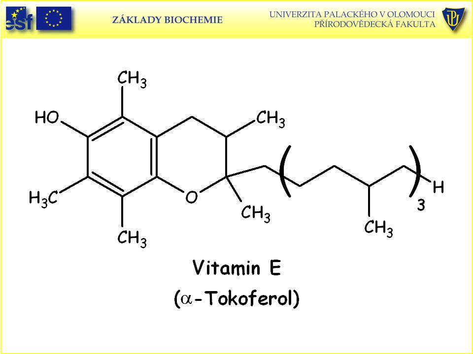 Vitamin E (alfa-tokoferol)