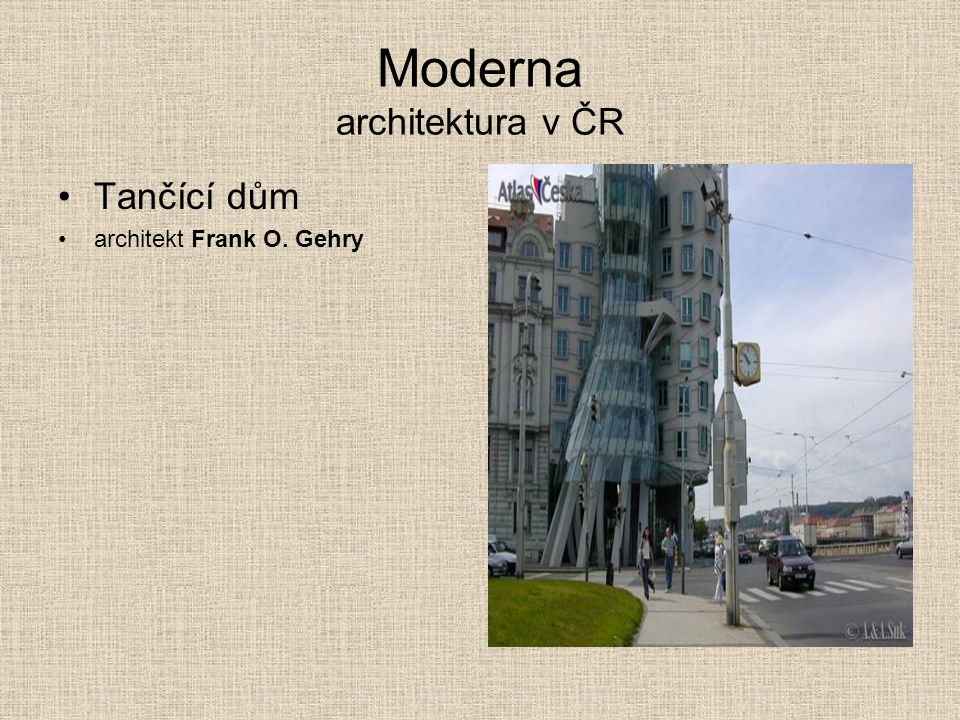 Moderna architektura v ČR