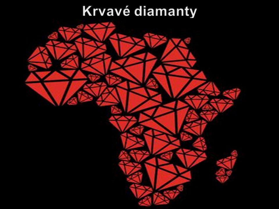 Krvavé diamanty