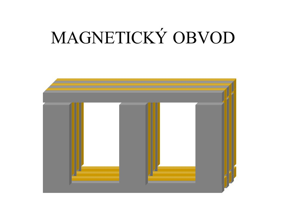 MAGNETICKÝ OBVOD
