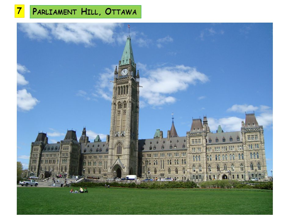 7 Parliament Hill, Ottawa