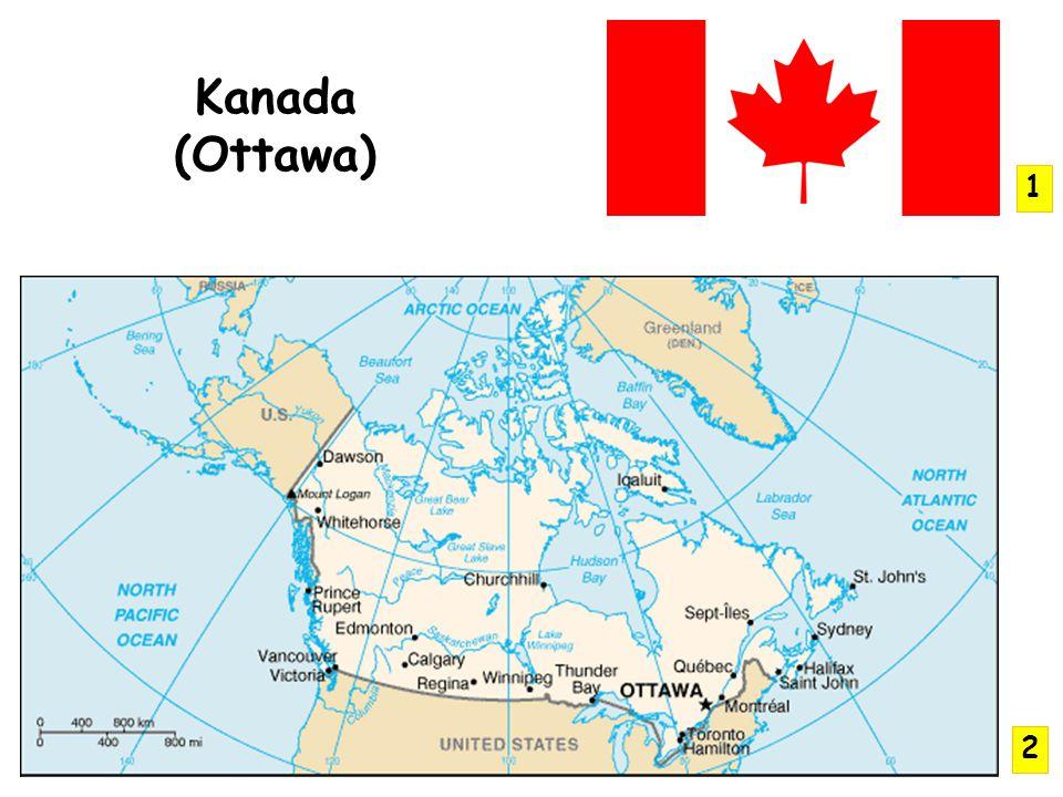 Kanada (Ottawa) 1 2