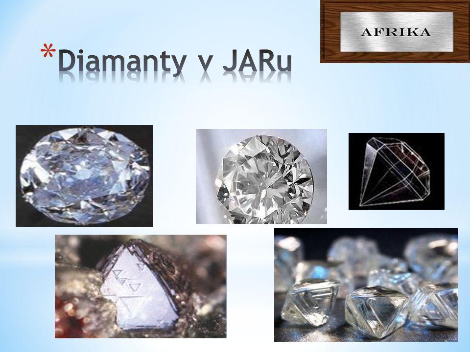 Diamanty v JARu