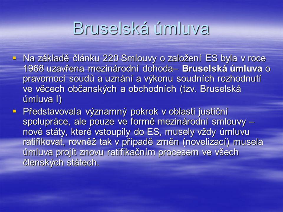 Bruselská úmluva