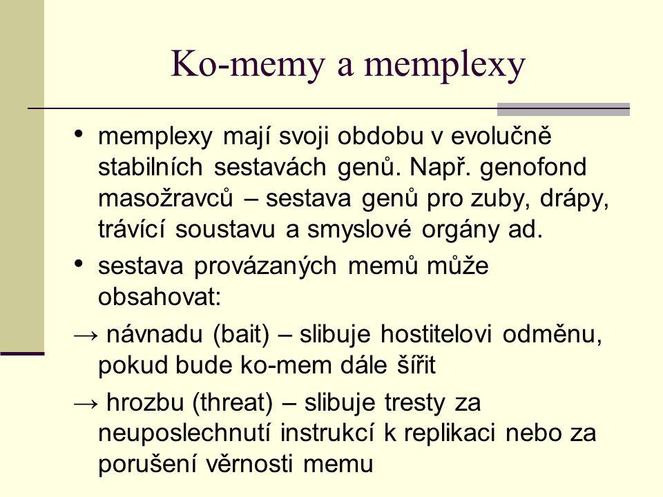Ko-memy a memplexy