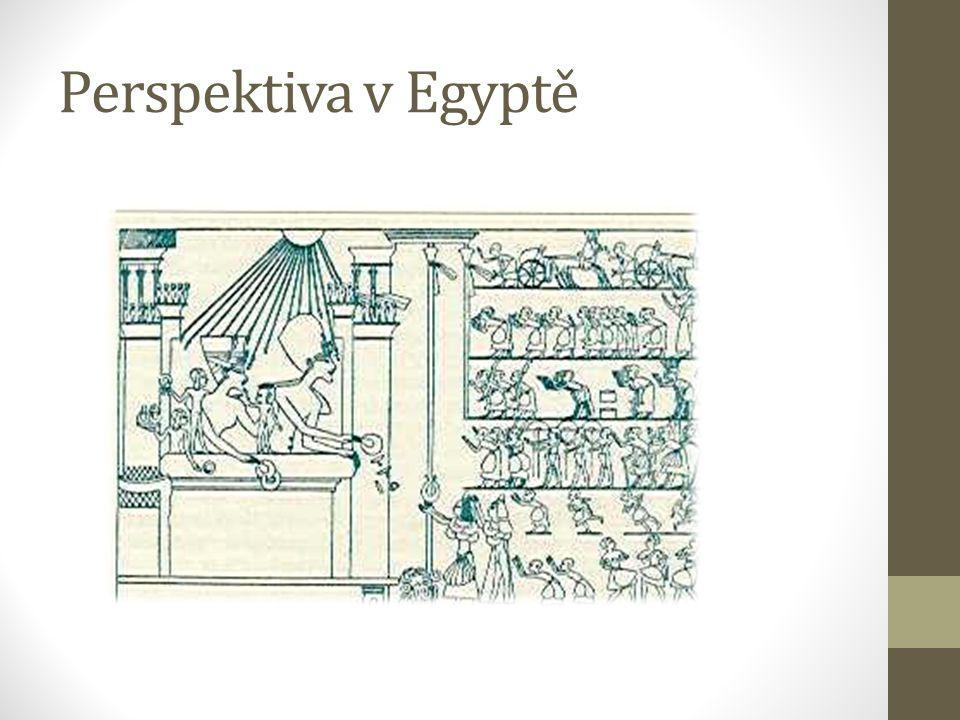 Perspektiva v Egyptě