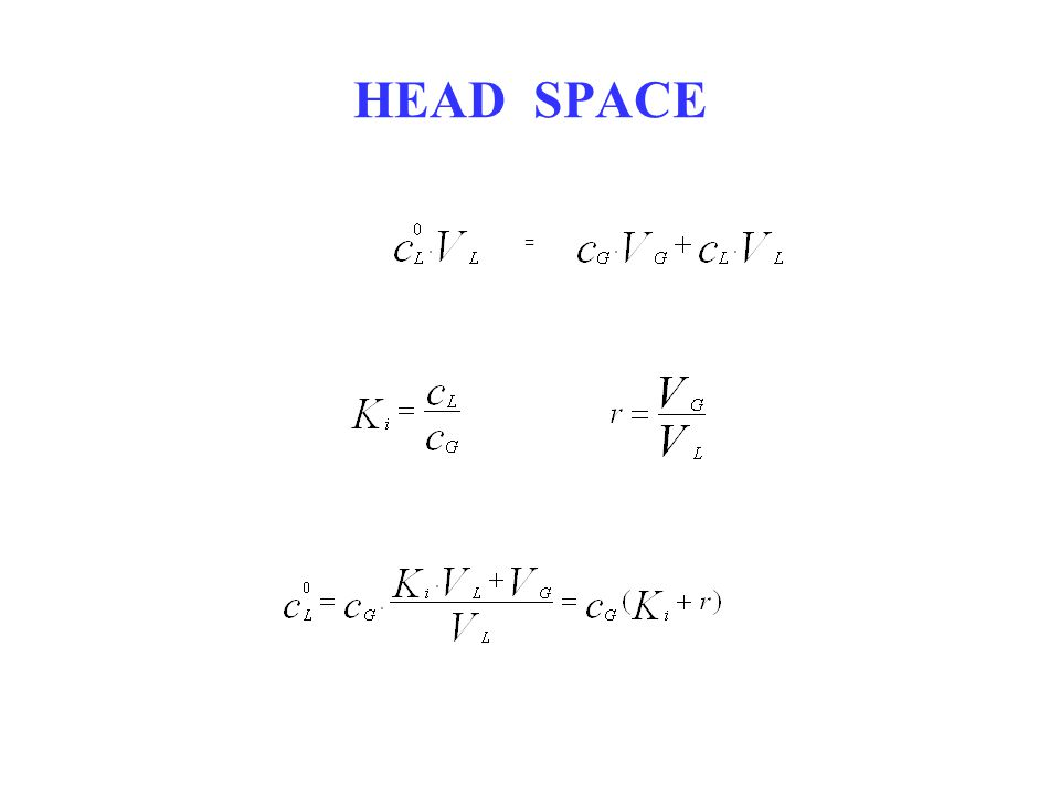 HEAD SPACE =
