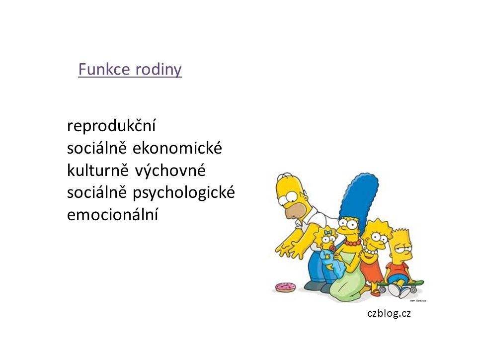 sociálně psychologické emocionální