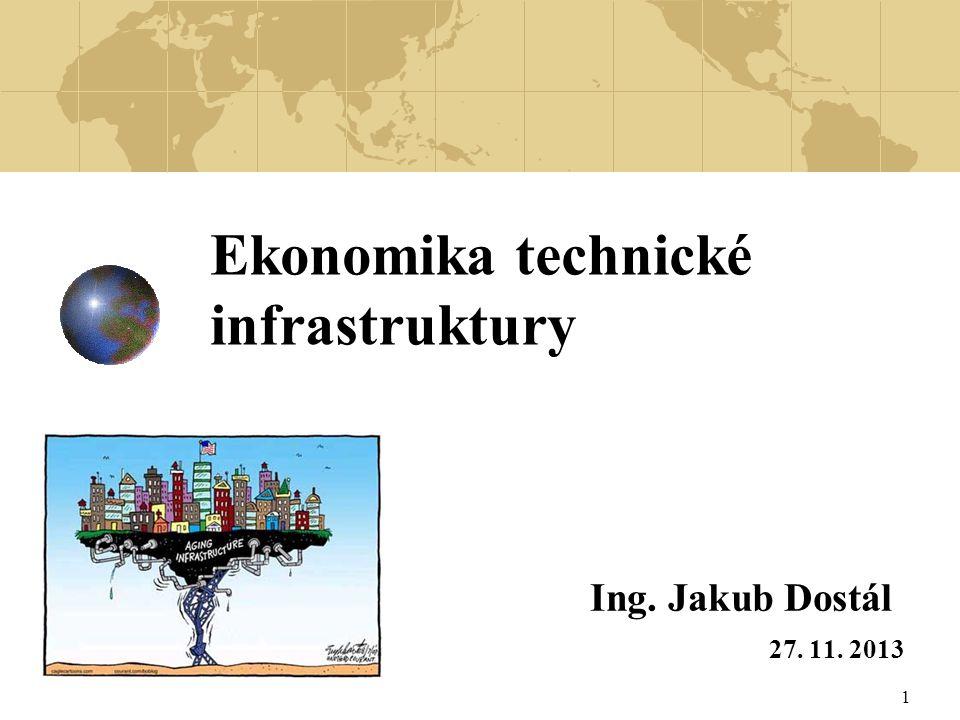 Ekonomika technické infrastruktury