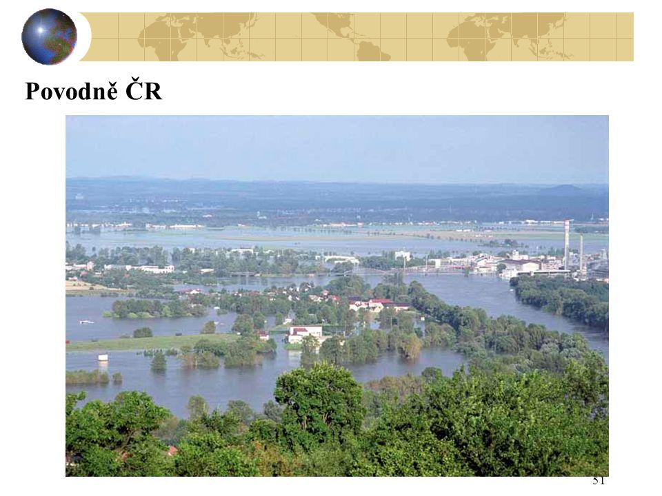 Povodně ČR