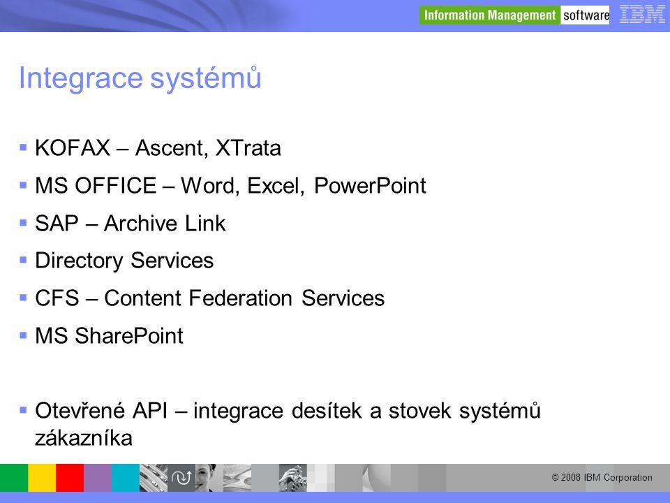 Integrace systémů KOFAX – Ascent, XTrata
