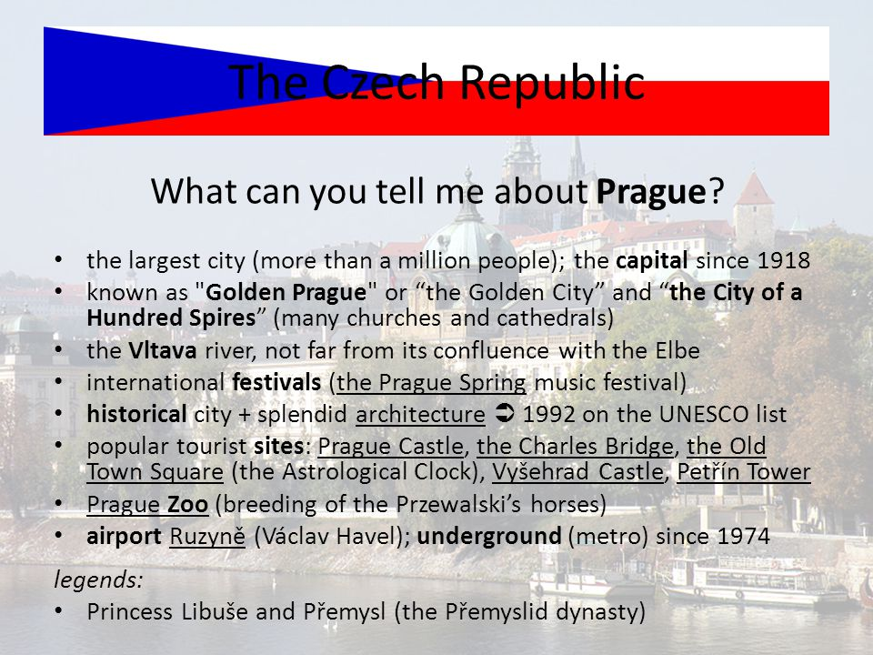 What can you tell me about Prague